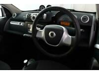 2014 smart fortwo cabrio Passion mhd 2dr Softouch Auto [2010] Convertible Petrol