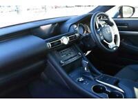 2019 Lexus RC COUPE 300h 2.5 F-Sport 2dr CVT Auto Coupe Petrol/Electric Hybrid A