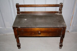 Entry Bench / Low Hall Table