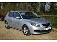 AUTOMATIC MAZDA 3 1.6 Petrol done 88294 Miles with SERVICE HISTORY and NEW MOT