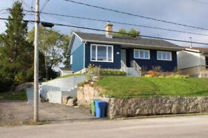 Maison à louer ou à vendre Baie-Comeau