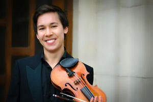 No Contract VIOLIN LESSONS near College Station or In-Home!