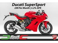 *NEW* 2017 Ducati SuperSport Just £99 Per Month