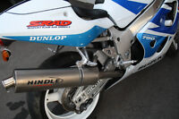 Parts from 98 Suzuki GSXR 750 / Parting out