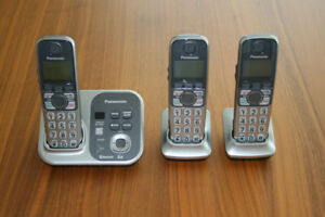 Panasonic KX-TG7731c Cordless Phone