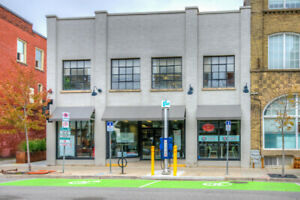 Brick and Beam Downtown Office/Retail Space - 4,000 Square Feet!