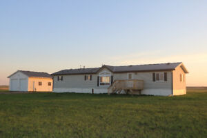 PRICE REDUCED! Quiet Country Living