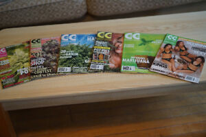 Cannabis Culture Magazines