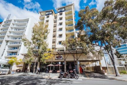 2 Bedroom fully furnished  apartment on Hay Street East Perth