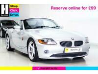 2005 BMW Z4 2.0i SE 2dr Convertible Petrol Manual