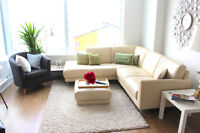GORGEOUS 2 BED FURNISHED ALL INCLUSIVE CONDO FOR RENT WESTBORO
