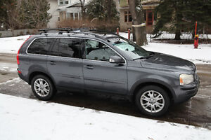 2007 Volvo XC90, loaded