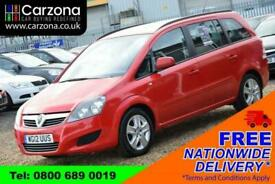 image for 2012 Vauxhall Zafira 1.7 EXCLUSIV CDTI ECOFLEX 5d 108 BHP + FREE DELIVERY + FREE