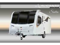 Bailey Alicanto Grande Sintra, 2021 NEW Touring Caravan