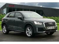 2020 Audi Q2 S line 30 TDI 116 PS S tronic Semi Auto Estate Diesel Automatic