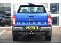 Used Ford Ranger Limited, 2016, 3198cc, 0 door