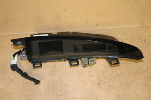 12 -13 Mazdaspeed Mazda 3 OEM information Display unit Screen