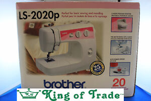 BROTHER LS-2020p Sewing Machine New in Box