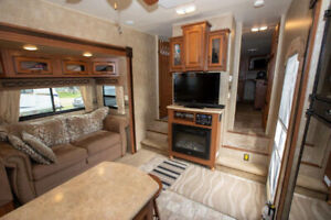 5th Wheel Bunk House | Buy or Sell Used and New RVs, Campers