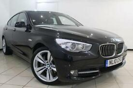 2010 10 BMW 5 SERIES 3.0 530D SE GRAN TURISMO 5DR AUTOMATIC 242 BHP DIESEL