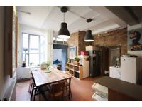 3 Amazing Rooms in a Shared Huge Converted Warehouse to let! ALL BILLS INC + GARDEN