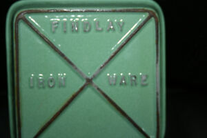 Vintage Findlay Iron Ware  NEW PRICE Belleville Belleville Area image 2
