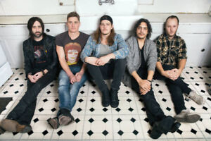 The Glorious Sons Thursday November 22nd @ 8:00pm @ Scotiabank