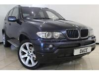 2007 56 BMW X5 3.0 D SPORT 5DR AUTOMATIC 215 BHP DIESEL