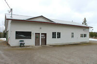 Large Shop with home zoned for MMPR on 17+ acres