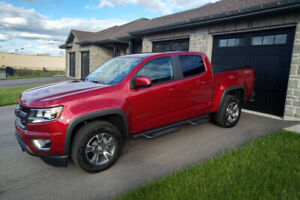 Fully loaded 2017 Chevrolet Colorado Z71 - 4WD Crew Cab!