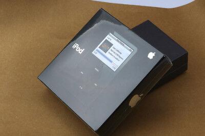 New! A1136 Apple iPod Classic Video 30gb 5th Generation Black - Warranty!!!