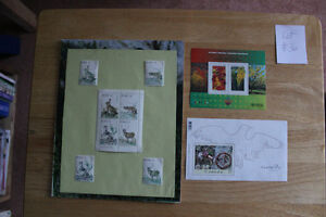 Ireland Stamps - Various Commemorative's + Comm. Sheets