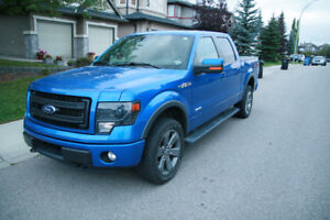 Ford F150 - Loaded