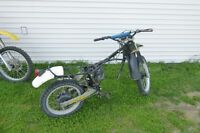 DR125 for Parts