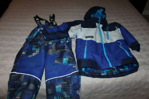 Boy's MONSTER - Winter coat and Snow pants size 4-5 - $35 OBO