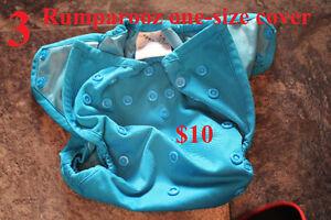 Cloth diaper COVER: Rumparooz one-size