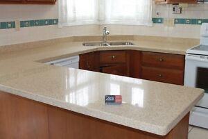 Granite Countertop $34.99 + Free Kitchen sink