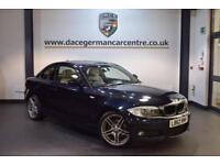 2013 62 BMW 1 SERIES 2.0 120D SPORT PLUS EDITION 2DR 175 BHP DIESEL