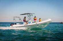 RIB 6.75m , Boat,Twin Motor and Trailer Package Wangara Wanneroo Area Preview