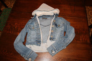 3-Great Jean Jackets Small Ladies to Large Adolescent Sizes London Ontario image 3