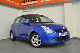 2008 Suzuki Swift 1.5 GLX £78 A Month £0 Deposit