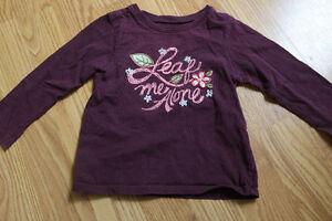 Girls individual pieces 18-24M clothing