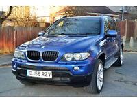 BMW X5 3.0d Auto 2006 Le Mans Blue Sport Edition, 123k MILES, FULL S/HISTORY,