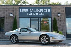 1996 Chevrolet Corvette COLLECTOR EDITION, LT4, 6 SPEED Coupe