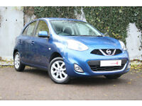 Nissan Micra 1.2 ( 80ps ) 2013MY Acenta