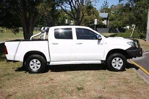From $108p/w ON FINANCE* CHOICE OF 7 Toyota Hilux Ute Yeerongpilly Brisbane South West Preview