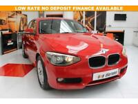 2013 63 BMW 1 SERIES 1.6 116D EFFICIENTDYNAMICS BUSINESS 5D 114 BHP DIESEL