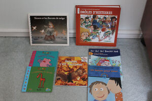 ** FRENCH ** BOOKS FOR KIDS : AWESOME DEAL !!!
