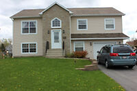 Beautiful Home on Very Large Lot in Oromocto West for Sale