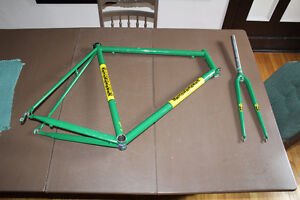 CADRE Independent Fabrication crown jewel STEEL FRAME Frameset